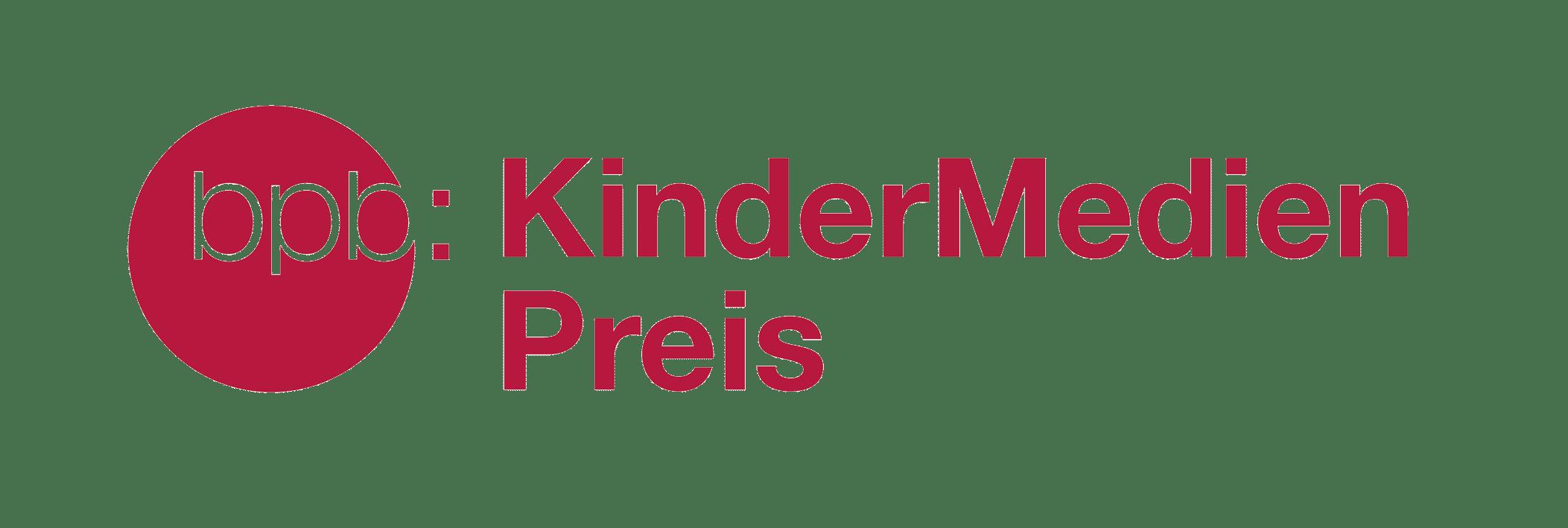 Logo Kinder Medien Preis
