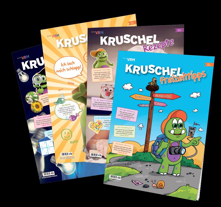 Kruschel-Extrahefte