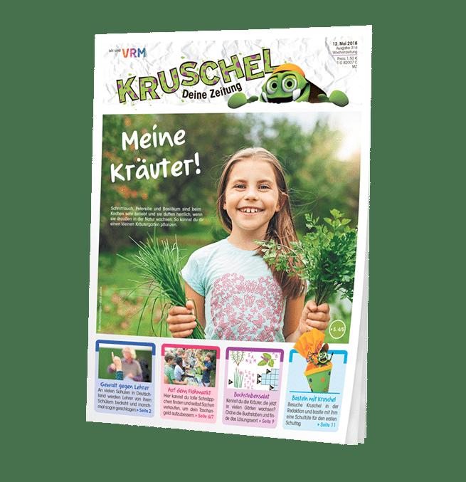 Kruschel - Meine Kraeuter